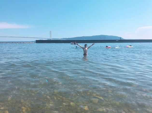暑い夏が来た!レッツBBQ🍖&海🌊でエンジョイジョイ!!