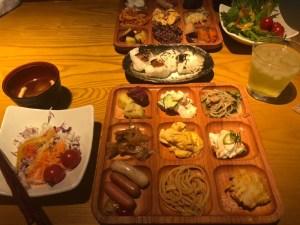 野菜不足さんにオススメな人気野菜ブュッフェのお店☆