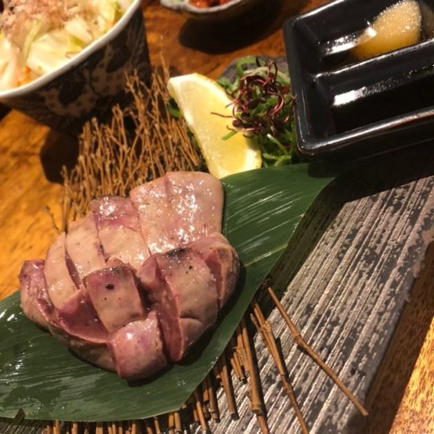新地開拓☆梅田の東通りの外れにある、鳥料理屋さんへ!