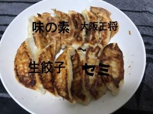 冷凍&チルド餃子寧の食べ比べ襤