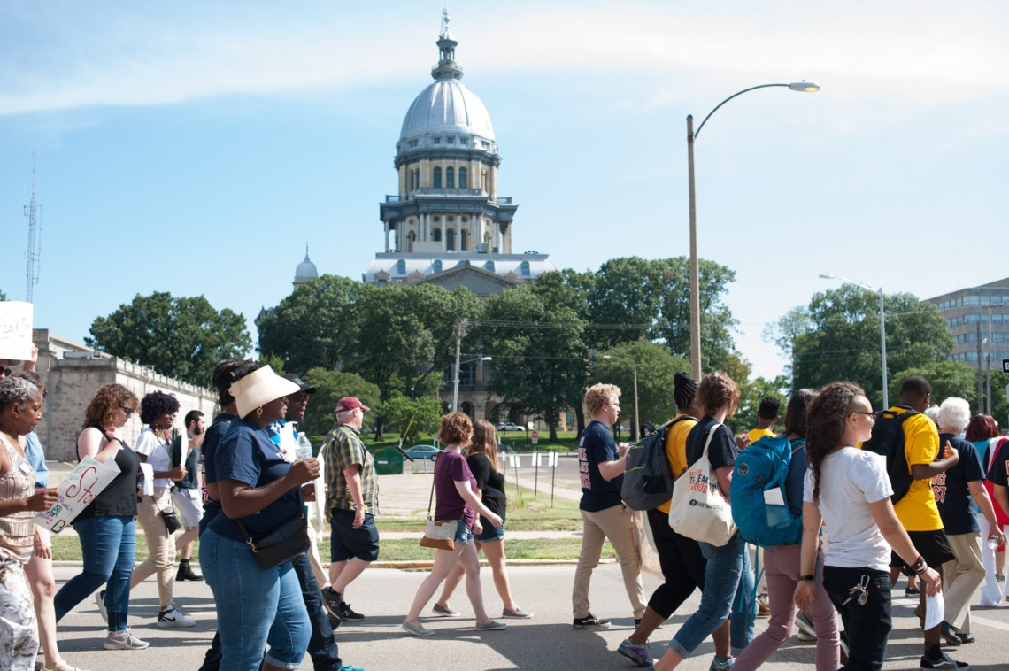 Illinois Network for Pretrial Justice – Coalition to End Money Bond