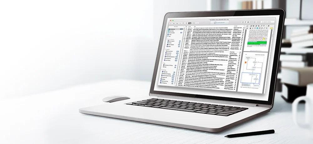 EndNote X8 for Mac 18.0.0 序号版 - Mac上优秀的参考文献管理和写作软件