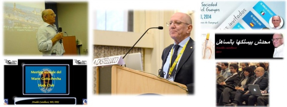 Congressi del dott. Arnaldo Castellucci