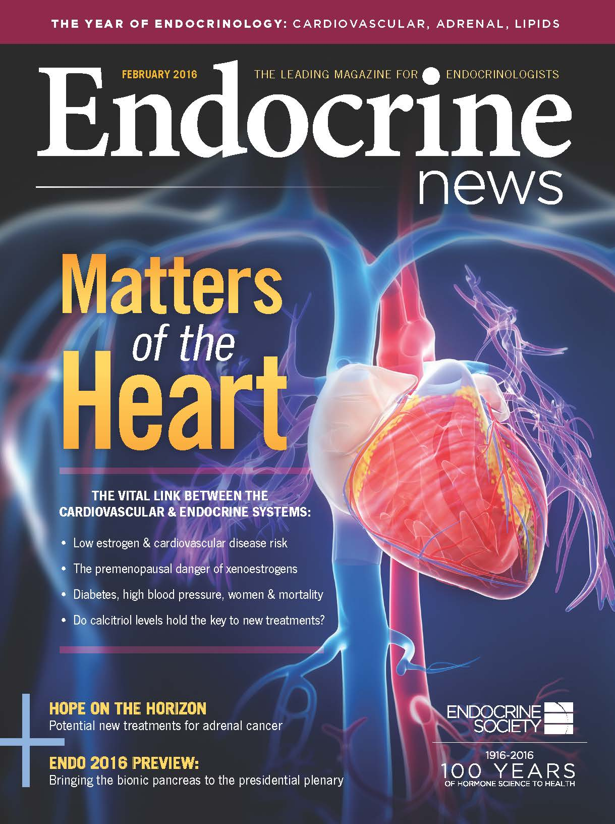 The Vital Link Between Cardiovascular Amp Endocrine Systems