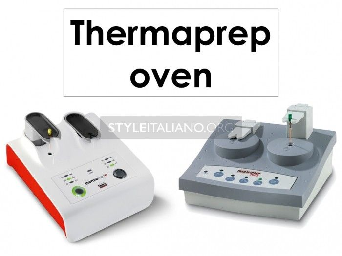 THERMAFIL: The technique step by step