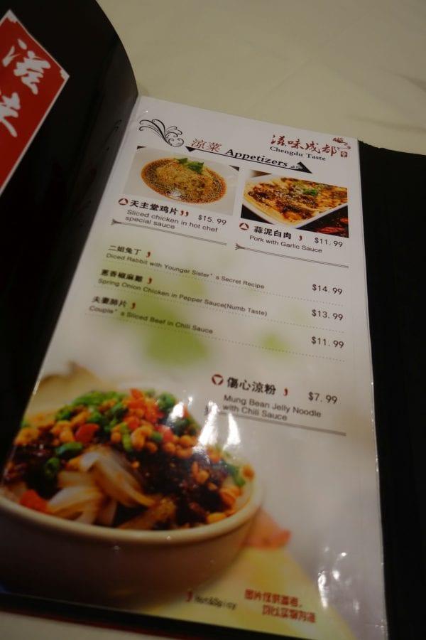 Chengdu Taste, Las Vegas NV | Endo Edibles