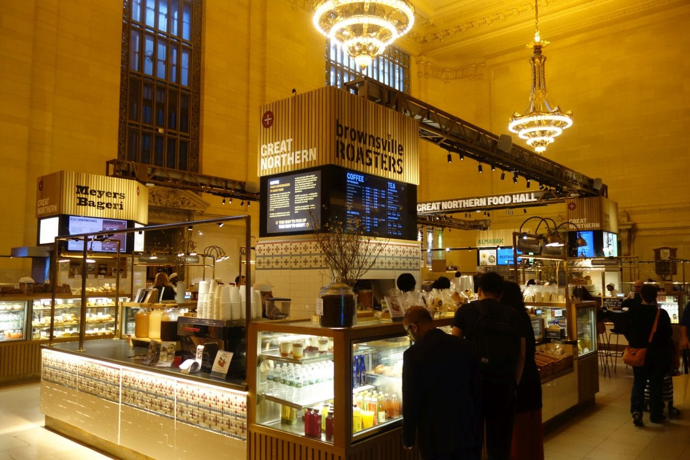 Great Northern Food Hall Great Northern Food Hall New York Ny  Endo Edibles