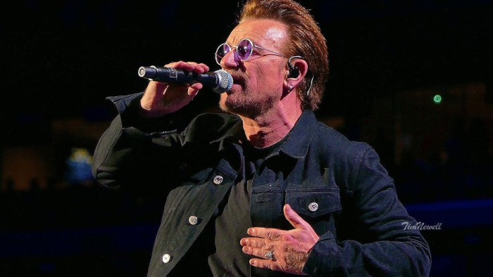 U2_messico_beneficenza_foto