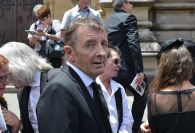 Phil Rudd - Funerale Malcolm Young
