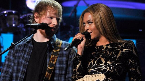 beyonce-ed-sheeran-perfect-ascolta-foto