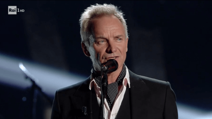 sanremo-2018-sting-seconda-serata-end-of-a-century-foto