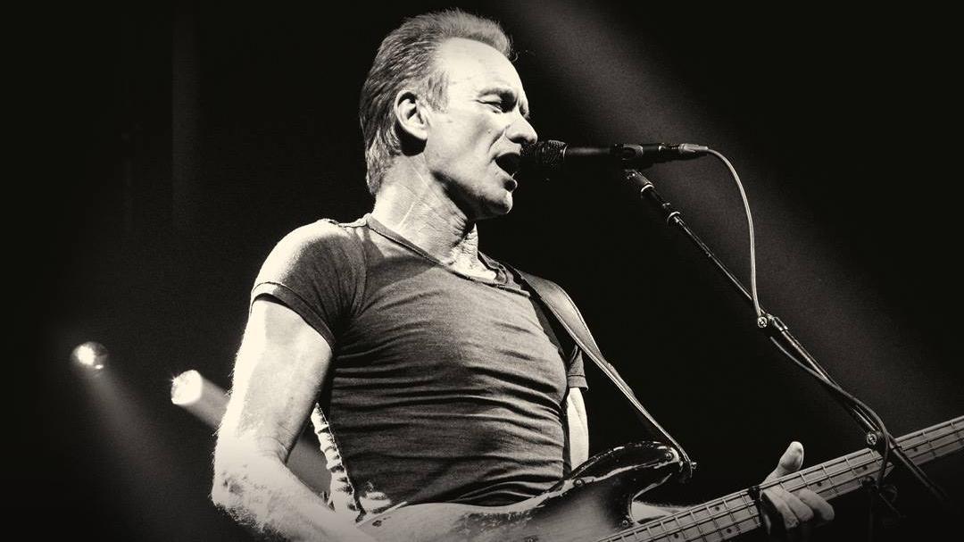 Sting a luglio in concerto al Parco della Musica