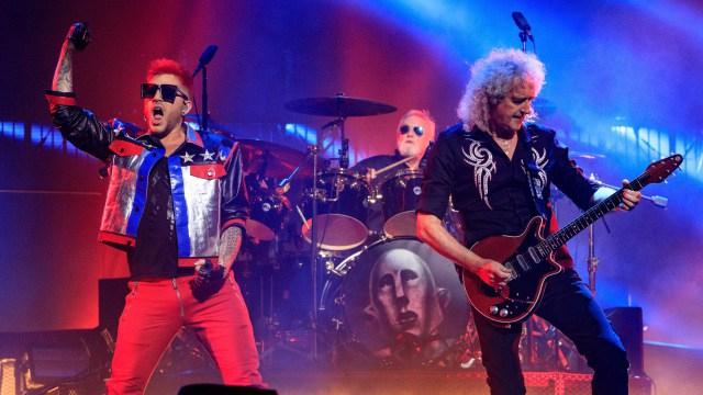 Queen + Adam Lambert Kick off their North American Tour