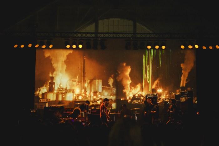 Goodspeed You! Black Emperor band live foto