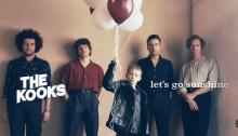 The Kooks band copertina Let's Go Sunshine Album foto