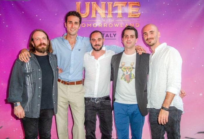 Unite with tomorrowland - 5 Guys Company Cocktail Party Unite With Tomorrwoland_Foto di Carmine Conte