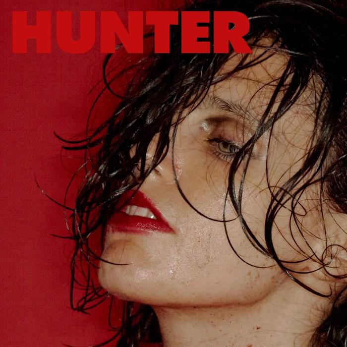 Anna Calvi copertina album Hunter