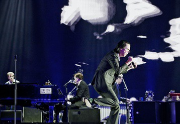 Nick Cave Primavera Sound 2018 - Foto di Eric Pamies