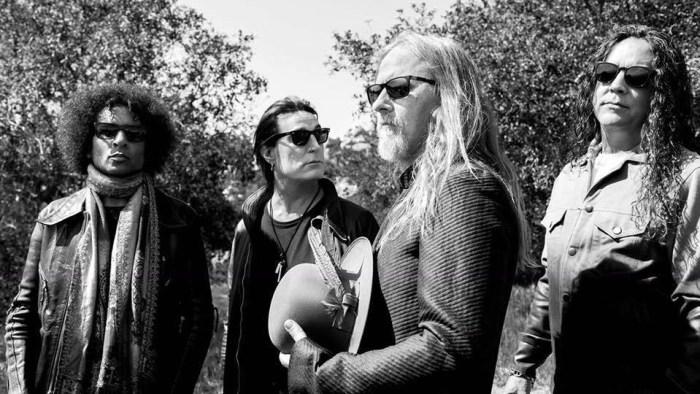"""Alice In Chains band 2018 nuovo album """"Rainier Fog"""""""