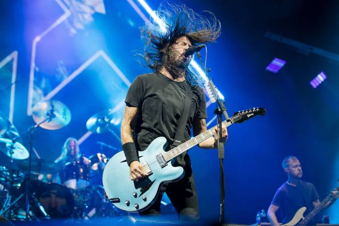 firenze rocks 2018 foo fighters norme regolamento orari