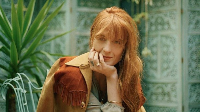 """Florence and The Machine nuovo album """"High As Hope"""""""