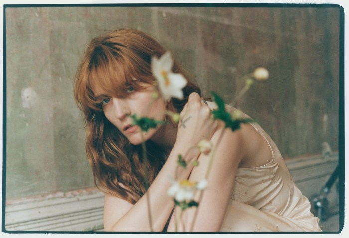 """Florence Welch recensione """"High As Hope"""""""