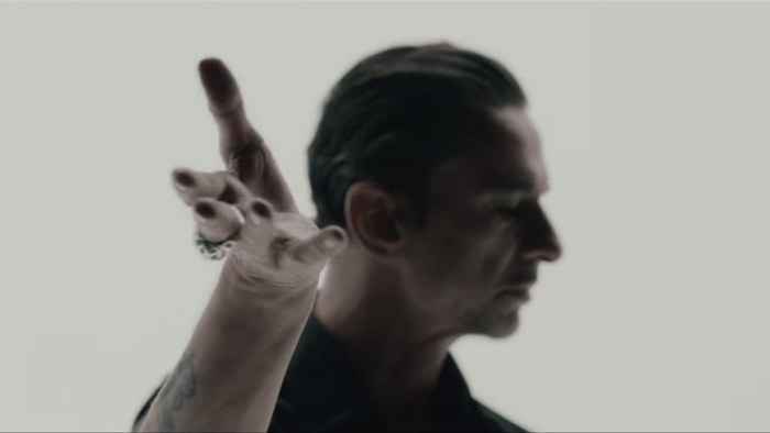 goldfrapp dave gahan video ocean