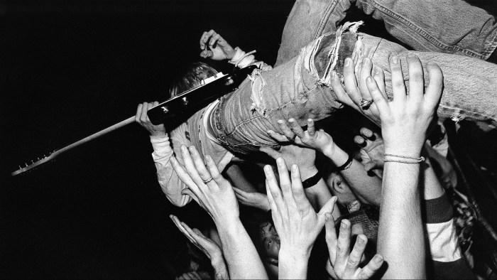grunge seattle is not dead kurt cobain