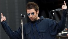 liam gallagher oasis dublino tre canzoni
