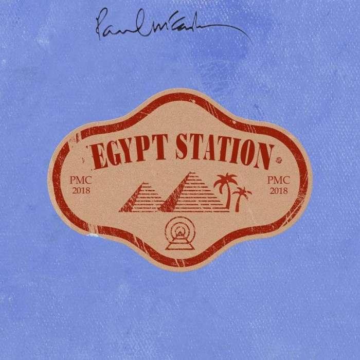 "paul mccartney nuovo album ""Egypt Station"""
