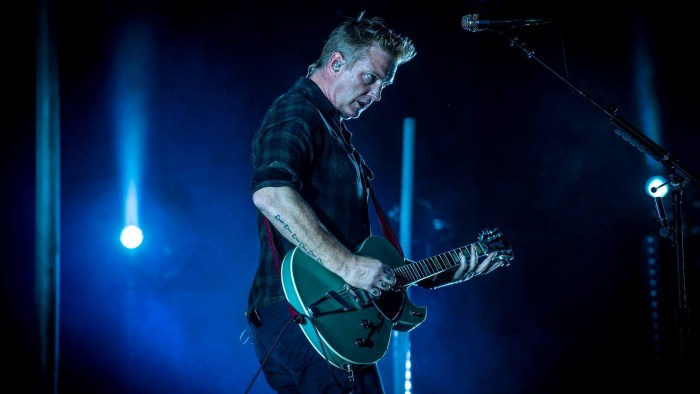 Queens Of The Stone Age live @ I-Days 2018 - Foto di I-Days