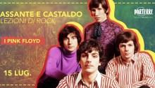 "Gino Castaldo ""Lezioni di Rock: The Dark Side Of The Moon Pink Floyd"" a Parterre Farnesina social garden Roma"