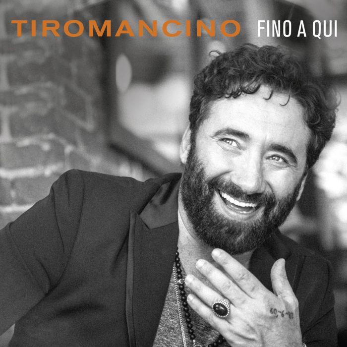 """Tiromancino cover album """"Fino A Qui"""" copertina"""
