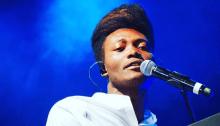 benjamin clementine scaletta foto video concerto 18 luglio 2018 Arena Santa Giuliana Perugia Umbria Jazz 2018