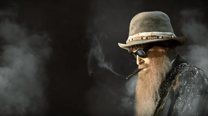 "billy gibbons ""Rollin' and Tumblin'"""