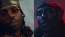 "blood orange ""charcoal baby"" singolo video"