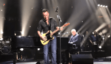bruce springsteen billy joel concerto madison square garden new york