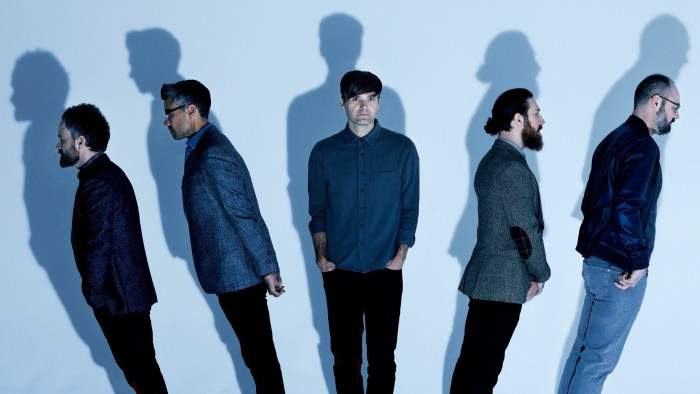 "Death Cab For Cutie ""I Dreamt We Spoke Again"""