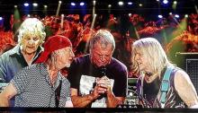 deep purple concerto arena di verona 9 luglio 2018