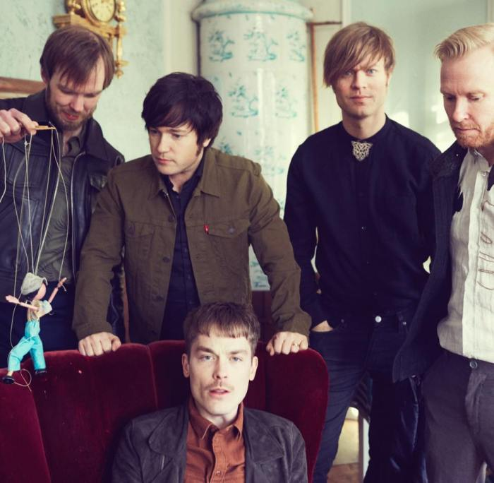 Mando Diao Intervista End of a Century band foto