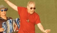 "Paul Simon ""Farewell World Tour"" concerto British Summer Time Hyde Park, Londra 15 luglio 2018"
