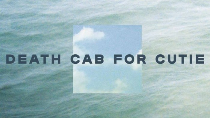 "Death Cab For Cutie nuovo album ""Thank You For Today"""