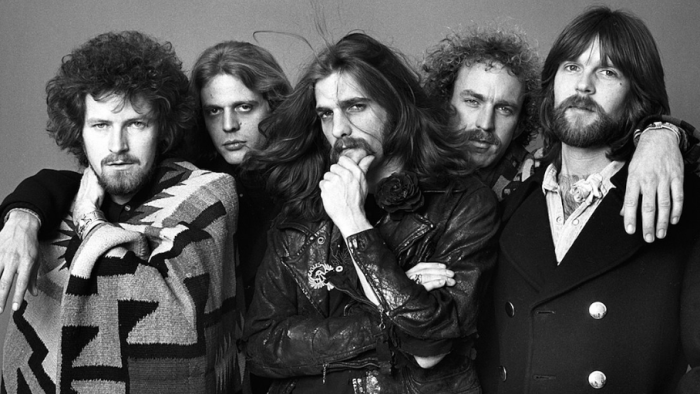 "eagles ""their greatest hits (1971-1975)"" è l'album più venduto di sempre negli stati uniti"