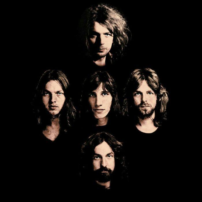 Pink Floyd 1968 cinque membri con Syd Barrett