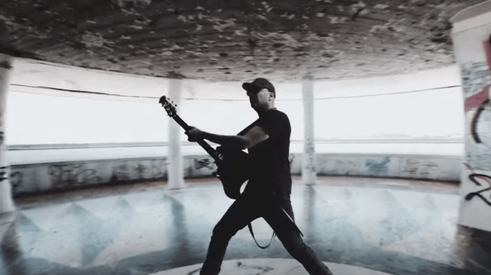"""tom morello feat vic mensa """"we don't need you"""" video"""