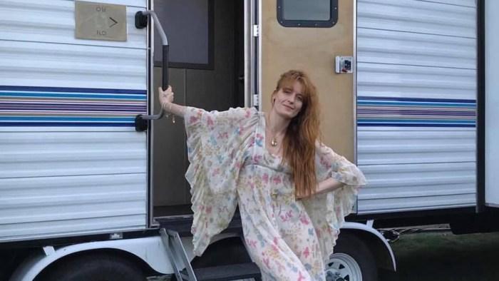 """Florence and The Machine registrano """"Hunger"""" e """"Cornflake Girl"""" di Tori Amos per Spotify Singles Session"""