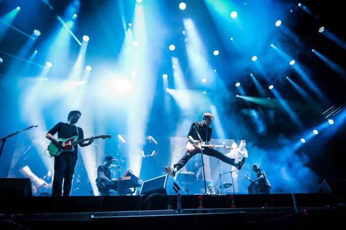 I Franz Ferdinand si sono esibiti venerdì 7 settembre 2018 al Milano Rocks insieme ai the National, ecco lo speciale di End of a Century!