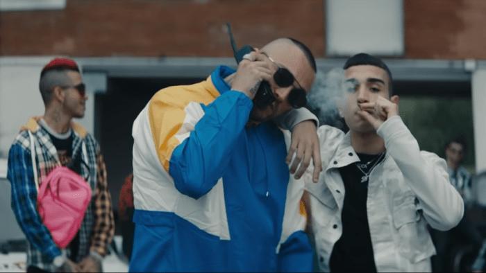 """Guè Pequeno e Capo Plaza nel nuovo video del singolo """"Trap Phone"""" diretto da The Astronauts e con la presenza di Sfera Ebbasta"""