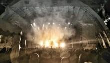 """I Ministri si sono esibiti al Carroponte di Milano per presentare il nuovo album """"Fidatevi"""""""