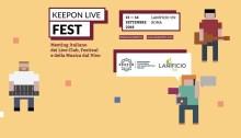 KeepOn Live Fest 2018 giovedì 13 e venerdì 14 settembre al Lanificio 159 di Roma: leggi il programma